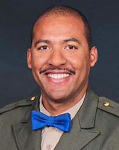 Officer Andre Moye