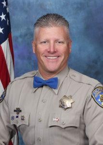 CHP Officer Kurt Greiss