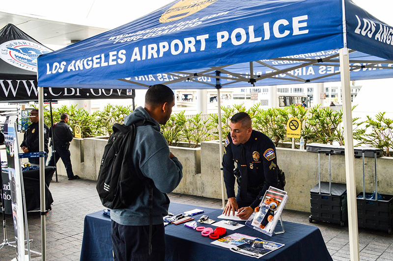 LAXPD Is Hiring! - Los Angeles Airport Peace Officers