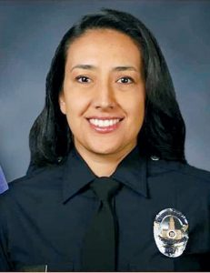 Police Officer Esmeralda P. Ramirez